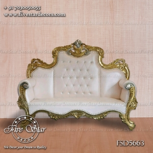 WEDDING SOFA FSD5701